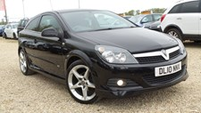 Vauxhall Astra 1.8i 16v (140ps) SRi Sport Hatch 3d 1796cc
