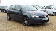 Volkswagen Golf 1.4 (80PS) S Hatchback 5d 1390cc