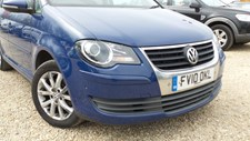 Volkswagen Touran 1.9TDI DPF (105ps) Match BlueMotion Tech (7st) MPV 5d 1896cc