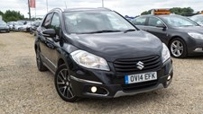 Suzuki S-Cross 1.6 DDiS (120ps) SZ-T ALLGRIP Station Wagon 5d 1598cc