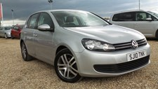 Volkswagen Golf 2.0TDI (140ps) SE Hatchback 5d 1968cc