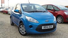 Ford KA 1.2 (69ps) Edge Hatchback 3d 1242cc