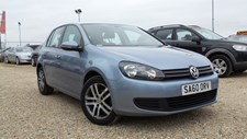 Volkswagen Golf 1.6TDI (105ps) SE Hatchback 5d 1598cc DSG