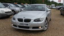 BMW 3 Series 3.0TD 325d SE Highline Coupe 2d 2993cc