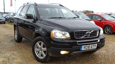 Volvo XC90 2.4TD D5 (182bhp) AWD Active Estate 5d 2400cc Geartronic