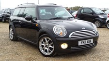 MINI Clubman 1.6 (122bhp) Cooper Estate 5d 1598cc