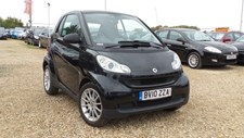 Smart Fortwo 0.8cdi (54bhp) Passion Coupe 2d 799cc