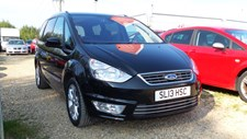 Ford Galaxy 2.0TDCi (140ps) Titanium MPV 5d 1997cc Powershift