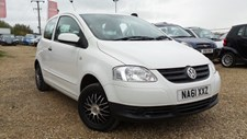 Volkswagen Fox 1.2 (60ps) Hatchback 3d 1198cc