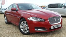 Jaguar XF 2.2TD (163ps) Luxury (s/s) Saloon 4d 2179cc Auto