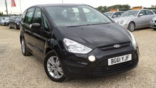 Ford S-MAX 2.0TDCi (140ps) Zetec MPV 5d 1997cc Powershift