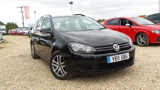 Volkswagen Golf 1.6TDI (105ps) SE BlueMotion Tech Estate 5d 1598cc DSG