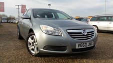 Vauxhall Insignia 2.0CDTi 16v (130ps) Exclusiv Estate 5d 1956cc