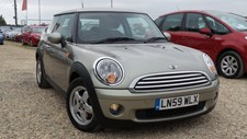 MINI One 1.6 (120bhp) Cooper Hatchback 3d 1598cc Auto
