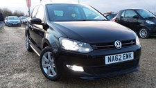Volkswagen Polo 1.2 (70ps) Match Hatchback 5d 1198cc
