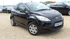 Ford Ka 1.2 (69ps) Studio Hatchback 3d 1242cc