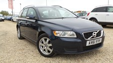 Volvo V50 2.0TD D3 (150PS) ES Estate 5d 1984cc Geartronic